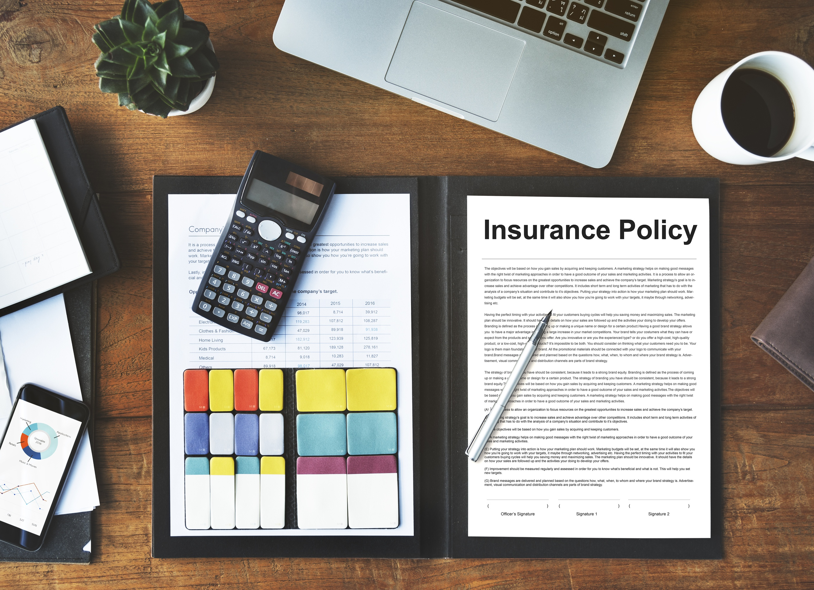 Zurich Futura Policy Terms and Conditions