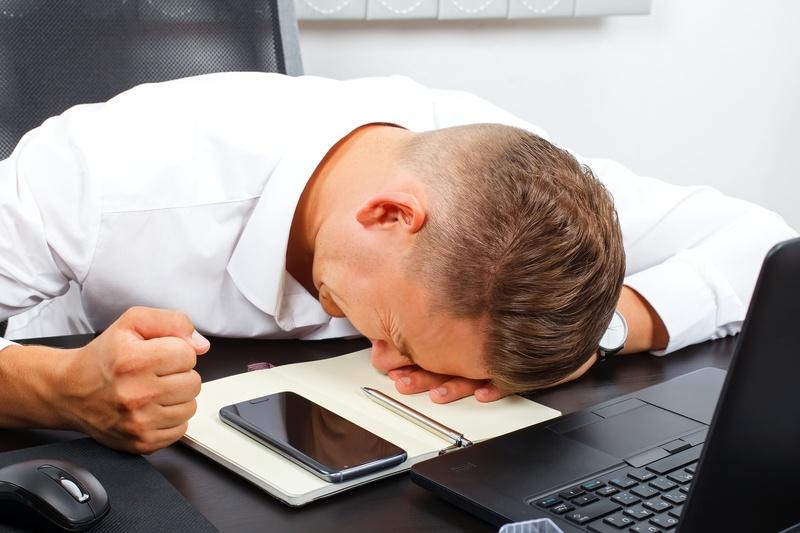 Financial Stress at work